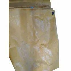 Plain Industrial HDPE Tarpaulin, Thickness: 1-3 mm