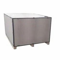 Edible & Non-Edible Termite Resistant Pinewood Box, Box Capacity: 201-400 Kg