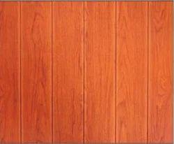 Orange Wood-07 Wall Sticker