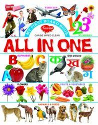 All In One Kids Board Book