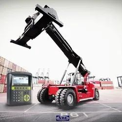 Onboard Weighing System For Reachstacker