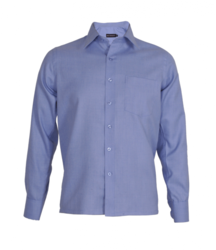 Collar Regular Fit Corporate / Formal Shirt, Size: Large