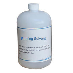 Printing Pad Solvent