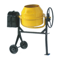 120 Liter Concrete Mixer