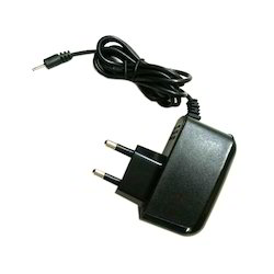 Black Electric Mobile Phone Charger