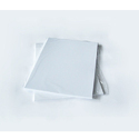 White Plain Laser Printable Plastic Sheets, Thickness: 0 To 1 Mm