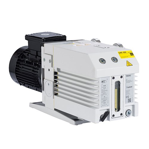 TRIVAC B, E and T Double Stage Oil Sealed Vacuum Pumps