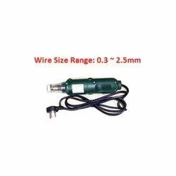 Semi-Automatic SS-0316-6001 Enamel Wire Stripping Machine