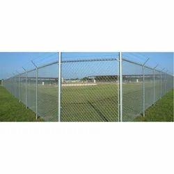 Park Boundary Fencing