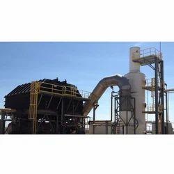 Sulphur Dioxide Column Gas Scrubbers
