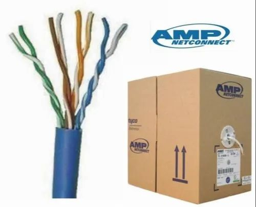 AMP CAT-6 Cable Box
