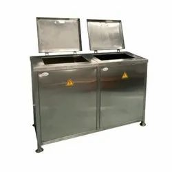 WUS-35-HDM Wave Ultrasonic Two Stage Machines