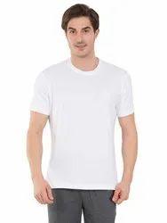 Jockey White Sport T-Shirt