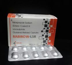 Rabeprazole and Levosulpiride Sustained Release Capsules
