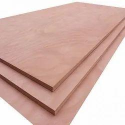 Brown 14 mm Hardwood Plywood Board, For Furniture