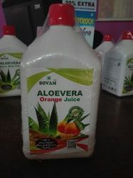 Organic Aloe Vera Orange Juice
