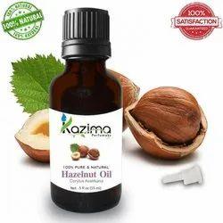KAZIMA 100% Pure Natural & Undiluted Hazelnut Oil