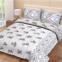 Double Bedsheets Cotton Floral Printed