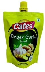 Cates 50 gm Ginger Garlic Paste, Packaging: Pouch