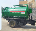 Tractor Trailer Mounted Sewer Suction Cum Jetting Machine