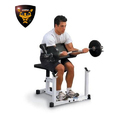 Preacher Curl Bench for Weightlifting