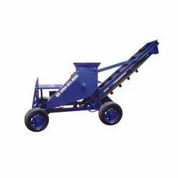 Brick Crusher Machine With Conveyor