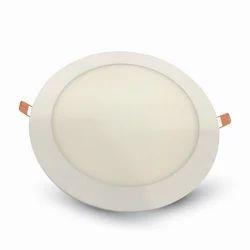 Ceramic Cool White Ceiling LED Panel Light