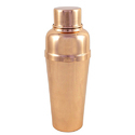 Copper Cocktail Shaker With Built-in Strainer -20 Oz