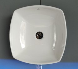 White Table Top Jaquar Wash Basin