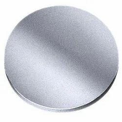 Aluminum Round Plate, Thickness: 18 Mm, Material Grade: Aluminium