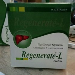Regenerate L  Liver Care Tablet