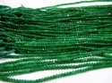 Fancy Emerald Beads