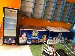 Nandini Dairy Deep Freezers