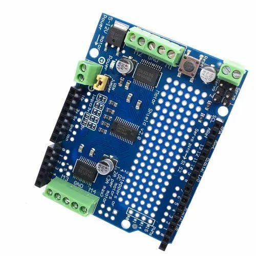 Motor//Stepper//Servo//Robot Shield I2C v2 Kit w//PWM Driver TOP