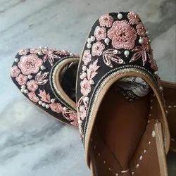 Dabka Flower Designer Jutti