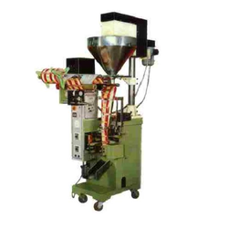 Auger Filler Spices Packing Machines