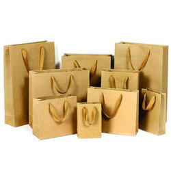 Paper Bag Printing Service, Medium And Large Paper Bags