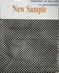Dupion Print Fabric