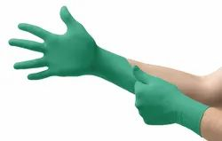Ansell 92-600 Disposable Nitrile Glove with Enhanced Chemical Splash Protection