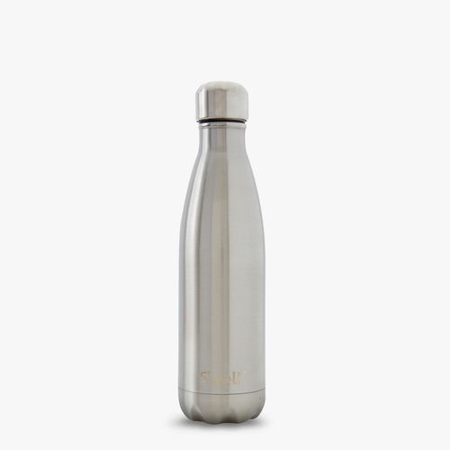 51a1111d61 Silver Plain Stainless Steel Water Bottle, Rs 150 /piece | ID ...