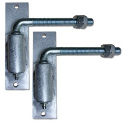 Heavy Fork Latch Malleable