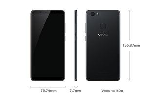 Vivo V7 Plus Mobile Phone - View Specifications & Details of