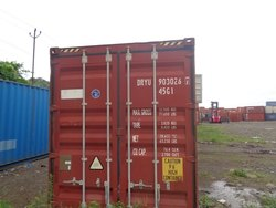 40HC used shipping container