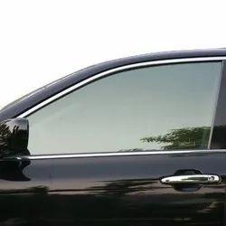 Transparent Car Window Glass