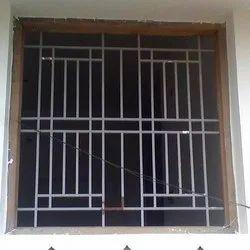 Mild Steel Window Grills