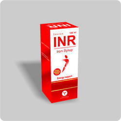 INR Iron Syrup