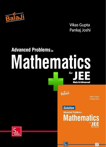 Advanced Problems in Mathematics And Solutions Book - Shree