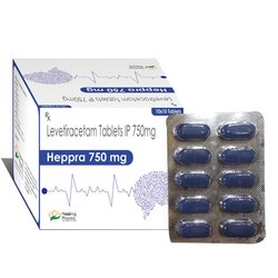 Heppra 750 (Levetiracetam)