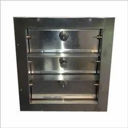 Stainless Steel Pressure Relief Damper