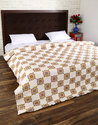 Jaipuri Cotton Hand Block Printed Decorative Boho Double Bed Quilt